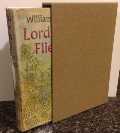 LORD OF THE FLIES (inscribed on publication day) by GOLDING, William
