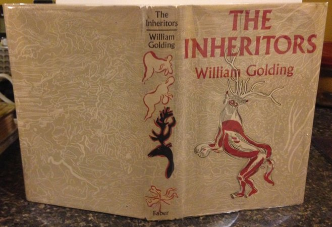 THE INHERITORS (inscribed) by GOLDING, William