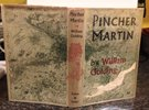 Another image of PINCHER MARTIN (inscribed before publication) by GOLDING, William