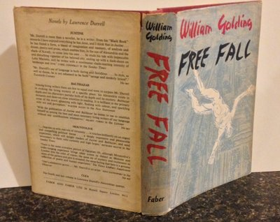 FREE FALL (inscribed) by GOLDING, William