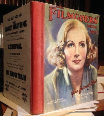 THE FILMGOERS' ANNUAL 1932 by MUTCH, William A.