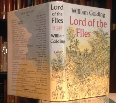 LORD OF THE FLIES by GOLDING, William