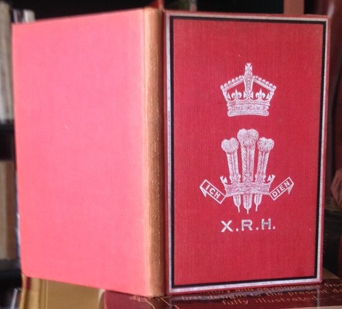 A SHORT HISTORY OF THE XTH (P.W.O.) ROYAL HUSSARS by VAUGHAN, John, Lieut.-Colonel, compiler