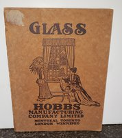 GLASS CATALOGUE OF 1914 by (Trade catalogue - Glass)