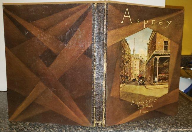 ASPREY & Co (trade catalogue, mail order dept.)