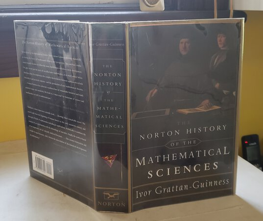 The Norton History of the Mathematical Sciences (The Norton History of Science) by Grattan-Guinness, Ivor