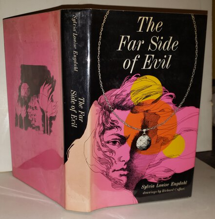 THE FAR SIDE OF EVIL. Drawings by Richard Cuffari by ENGDAHL, Sylvia Louise