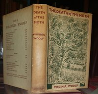 THE DEATH OF THE MOTH and other essays (variant binding) by WOOLF, Virginia