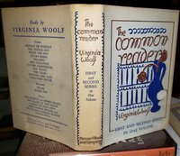 THE COMMON READER: first and second series combined in one volume by WOOLF, Virginia