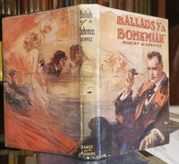 BALLADS OF A BOHEMIAN by SERVICE, Robert W.