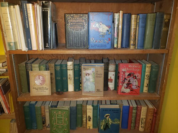 Collection of 63 volumes by LE FEUVRE, Amy