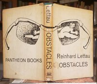 OBSTACLES. Translated from the German by Ursule Molinaro by LETTHAU, Reinhard