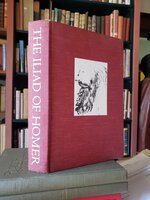 THE ILIAD OF HOMER. Translated with an introduction by Richard Lattimore. Drawings by Leonard Baskin by HOMER
