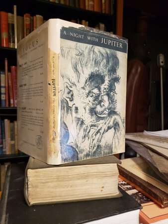 A NIGHT WITH JUPITER and other fantastic stories by FORD, Charles Henri, editor