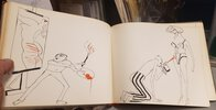Another image of THE UNDERGROUND SKETCHBOOK. With a Preface by Jonathan Miller by UNGERER, Tomi