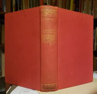 CHANCE: a tale in two parts (Colonial Library issue) by CONRAD, Joseph