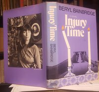 INJURY TIME by BAINBRIDGE, Beryl
