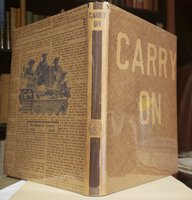 """""""CARRY ON"""". The History of the Toronto Scottish Regiment (M.G.) 1939-1945. Illustrated with Photographs from the Canadian Army Photo Section, C.M.H.Q. Cartoons and Maps by the Author. by GRANT, D.W., Major"""