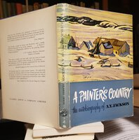 A PAINTER'S COUNTRY. The Autobiography of A.Y. Jackson. With a Foreword by the Rt. Hon. Vincent Massey, C.H. Centennial Edition. by JACKSON, A.Y.