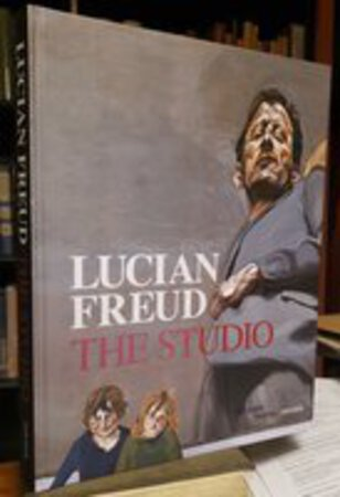 THE STUDIO by FREUD, Lucian
