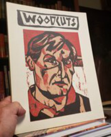 WOODCUTS by SCHLEIMER, Ed