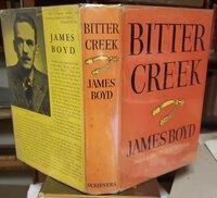 BITTER CREEK by BOYD, James