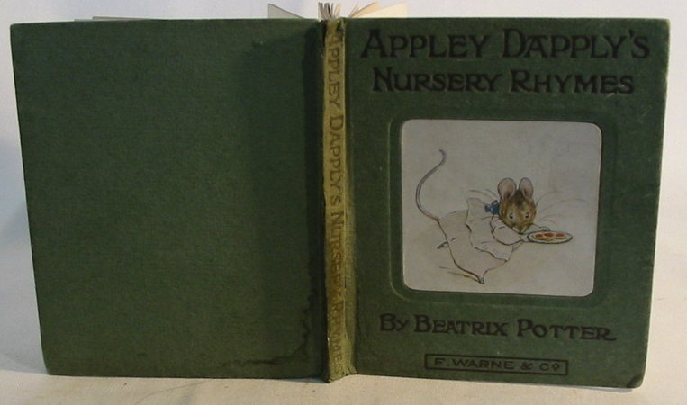 Appley Dapply's Nursery Rhymes by POTTER, Beatrix.
