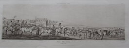 Another image of The Meeting. by ALKEN, Henry Thomas. & SUTHERLAND, T.