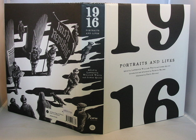 1916 - Portraits and Lives by WHITE, Lawrence William. & QUINN, James.