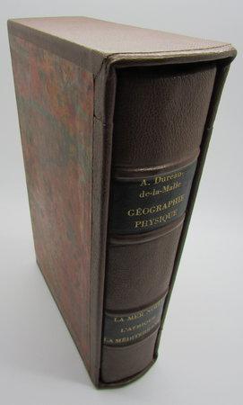 Geographie Physique de la Mer Noire, de L'INterieur de LAfrique et de la Mediterranee. by DUREAU-DE-LAMALLE, A., fils.