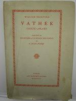 Vathek Conte Arabe by BECKFORD, William