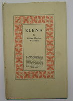Elena by Woodward, William Harrison.