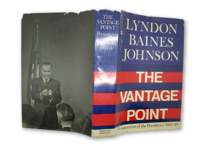 The Vantage Point by JOHNSON, Lyndon Baines