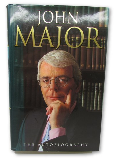 The Autobiography by MAJOR, John.