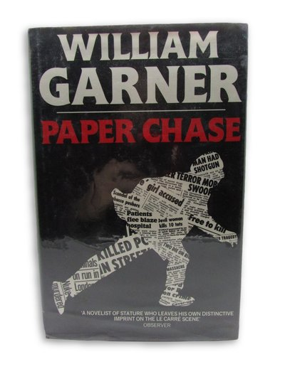 Paper Chase by GARNER, William