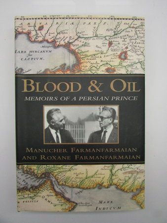 Blood & Oil by FARMANFARMAIAN, Manucher & Roxane
