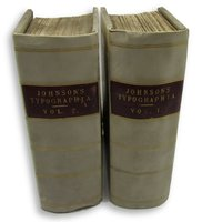 Typographia, or the Printers' Instructor by JOHNSON, J.