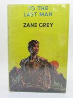 To The Last Man by GREY, Zane