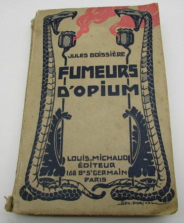 Fumeurs D'Opium by BOISSIERE, Jules.