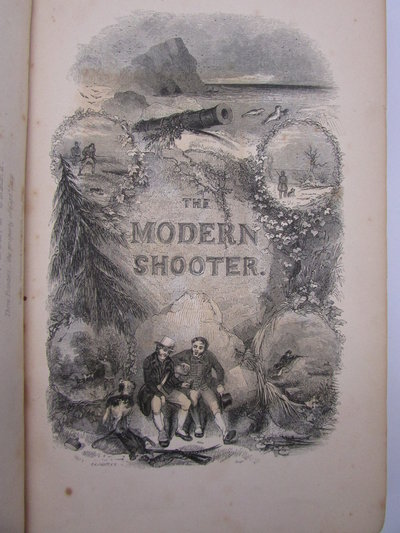 The Modern Shooter: by LACY, Captain