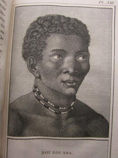 Second Voyage De F. Le Vaillant Dans L' Interieur De L' Afrique, Par Le Cap De Bonne-Esperance, Pendant Les Annees 1783, 1784 et 1785. - Three Volumes by VAILLANT, Francois Le