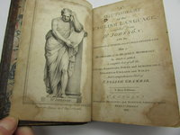 A Dictionary of the English Language compiled from Dr Johnson by Johnson, Dr.