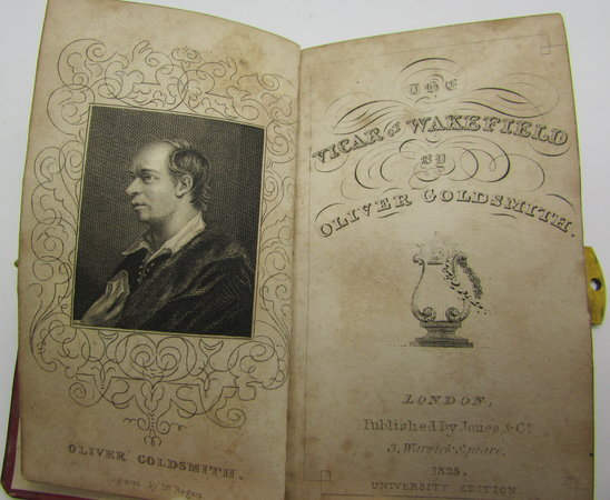 The Vicar of Wakefield by Goldsmith, Oliver