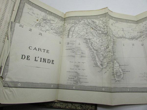 Histoire des Francais dans L'Inde. Depuis la Fondation de Pondichery by MALLESON, Le Lieutenant-Colonel