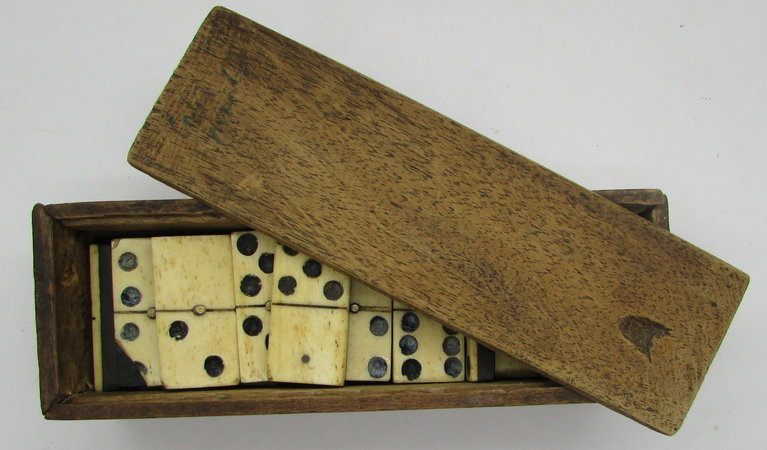 19th Century Domino Set by [ANON]