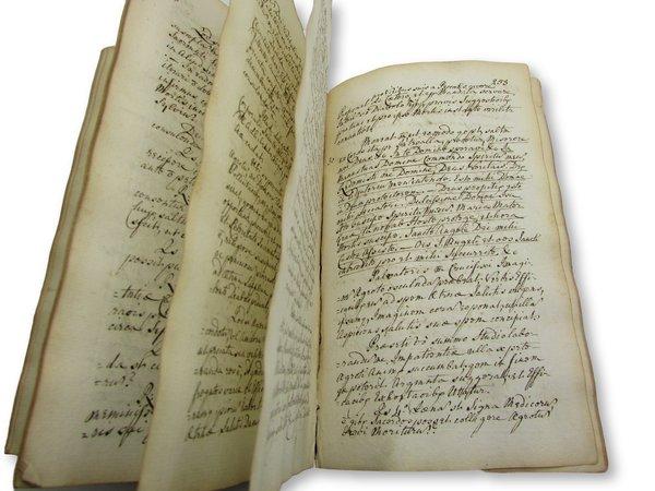 Manuale Casua Conscientiae - a Manuscript in Latin describing the Roman Catholic Ritual of Mass and The Sacraments by [ANON]