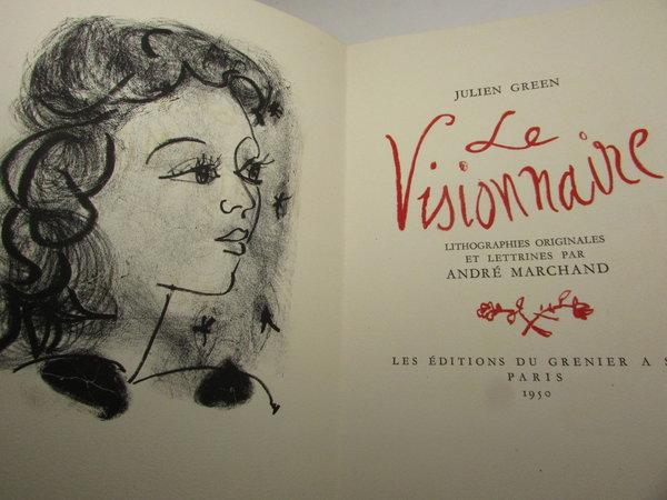Le Visionnaire by GREEN, Julien