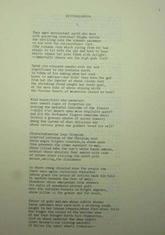 Poems 1905 1962