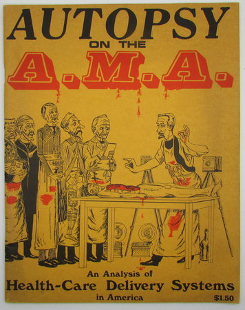 Autopsy on the A.M.A by SCHONFIELD, Cy et al