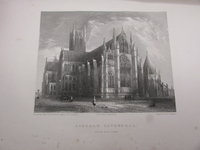 Lincoln Cathedral, nine plates from by WINKLES, Benjamin